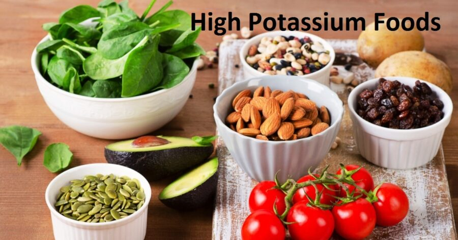 Photo of List of Foods High in Potassium