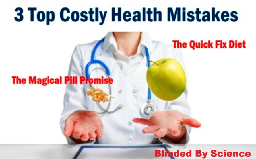 Photo of Top 3 Costliest Health Mistakes