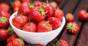 Strawberry Health Benefits