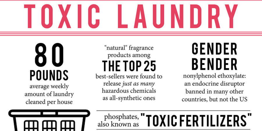 Photo of Toxic VS Healthy Laundry Detergents