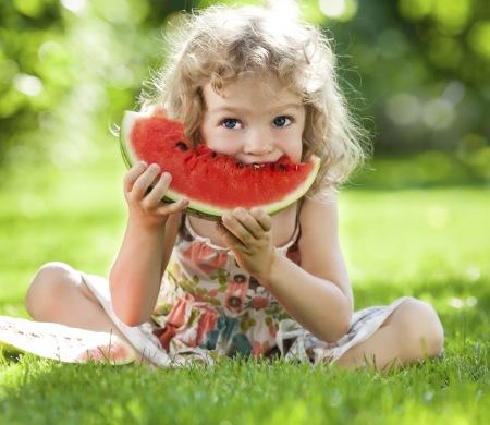 Everyone likes watermelon!