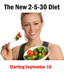 2-5-30 diet 250