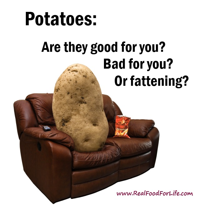 Photo of Potatoes: Are They Good, Bad, or Fattening?