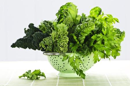 kale - queen of green