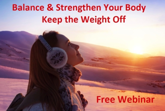 Strengthen Your Body this Winter with Free Webinar