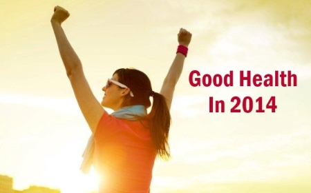 good health in 2014 - without diet 450