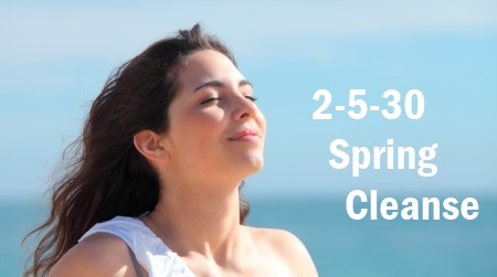 2-5-30 Spring Cleanse