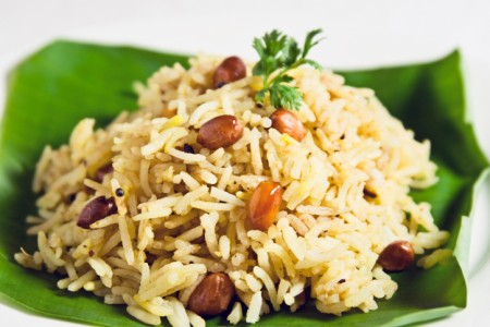 Photo of Cardamom/Coconut Rice Pulao