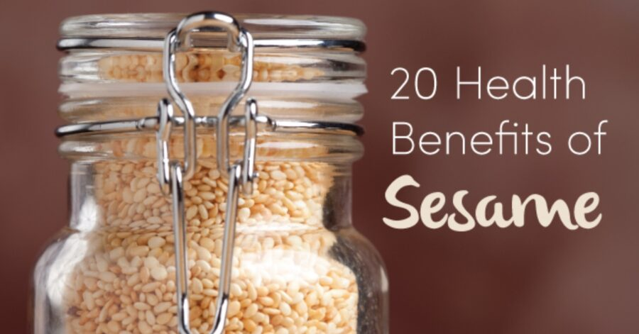 Photo of 20 Huge Health Benefits of Tiny Sesame Seeds