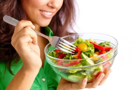 Weight loss AND an aphrodisiac from a SALAD?