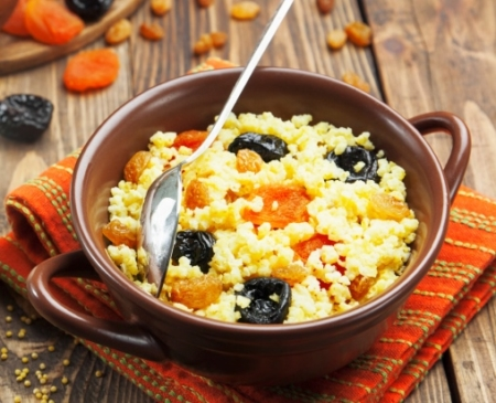 Photo of Millet Porridge – Vegan & Gluten Free
