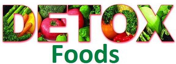 Top Foods Spring Detox