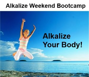 Alkalize Your Body BootCamp