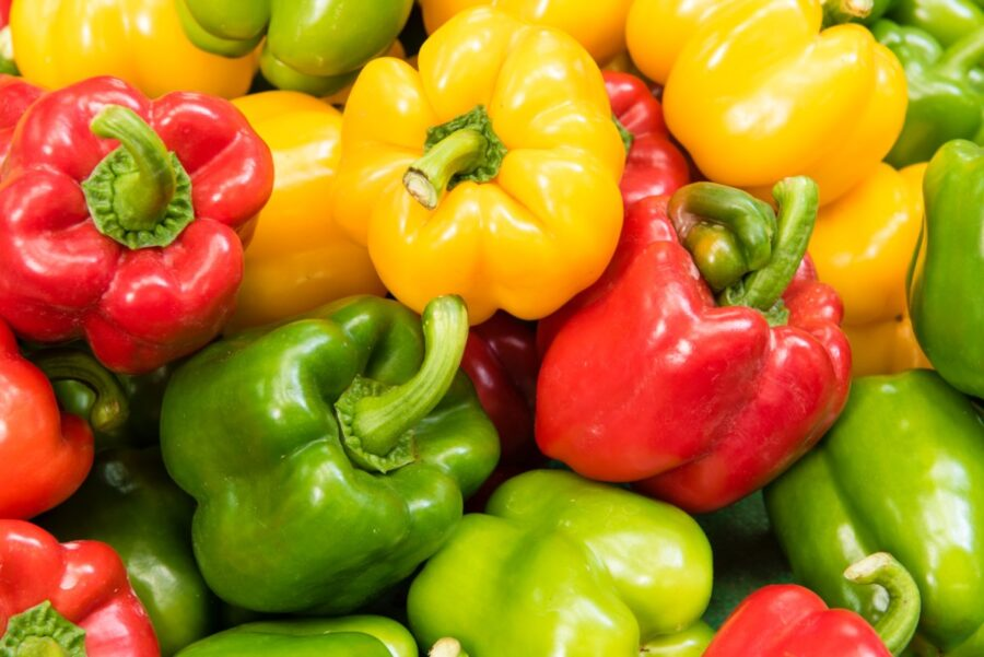 Photo of Sweet Bell Peppers are Colourful and Full of Health Benefits