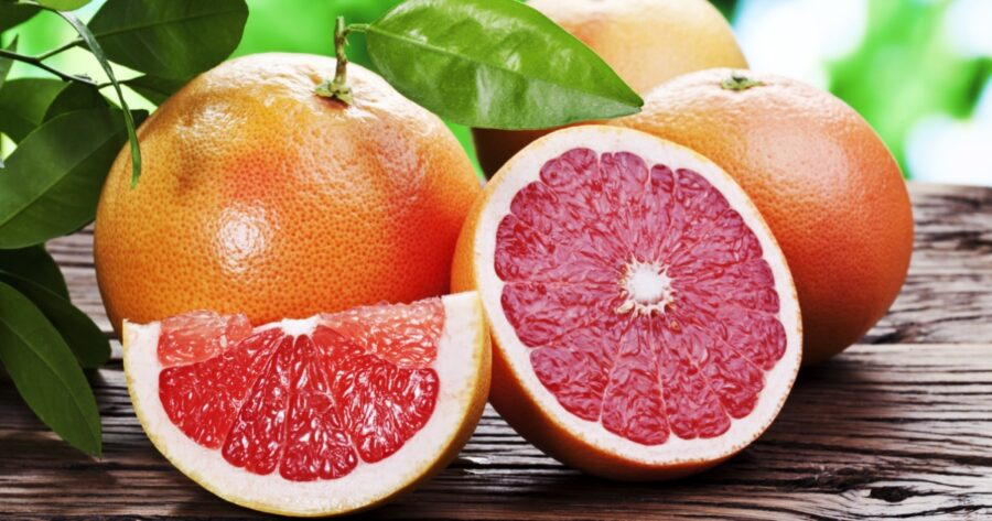 Health Benefits Grapefruit