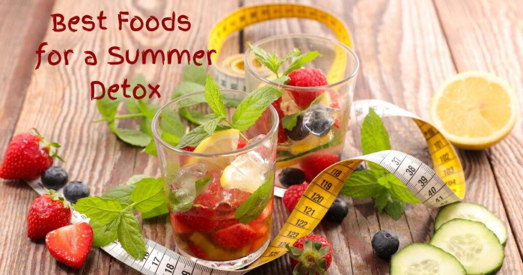 Best Foods Summer Detox