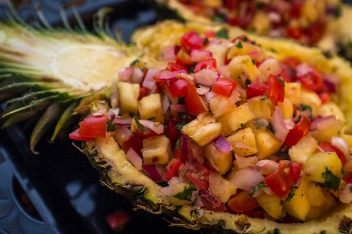 Photo of Fancy Pineapple Salsa