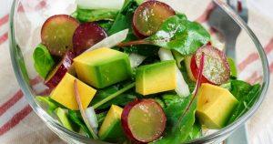 Salad Grapes