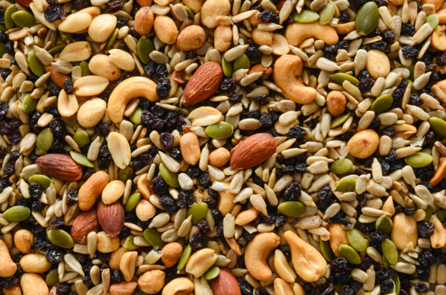 Photo of Delicious Raw Trail Mix Is Very Healthy