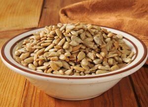 Sunflower Seed Cookies - Gluten-free
