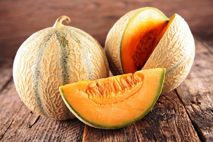 Photo of Cantaloupes are Full of Healthy Carotene for You