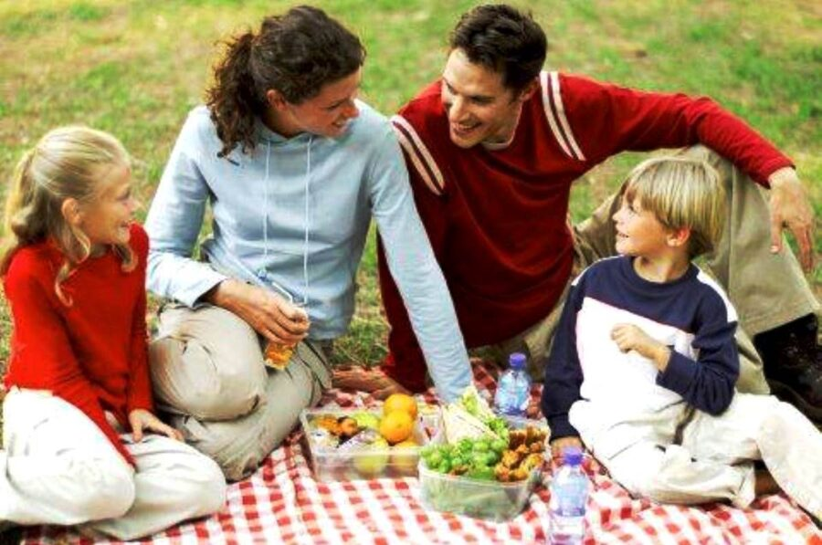 Photo of Summer is the Time to Enjoy a Healthy Picnic with Tasty Food