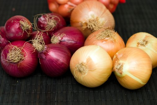 Photo of Onions are Powerfoods