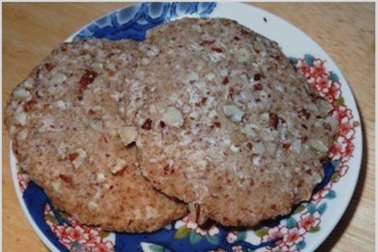 Gluten-Free Vegan Shortbread Cookies