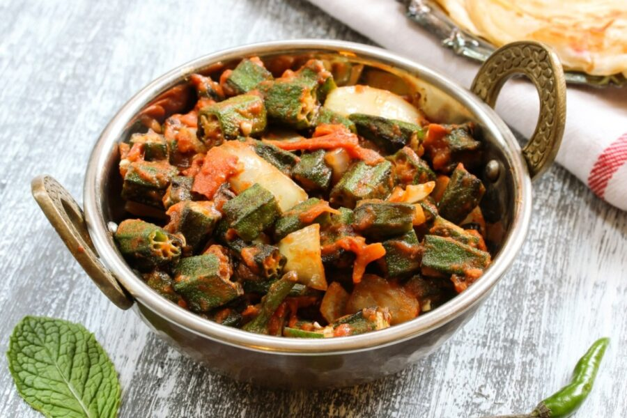 Photo of Bhindi Masala An East Indian Delight