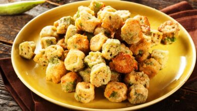 Photo of Crispy Okra Is A Wonderful Tasty Vegetable For Your Meal