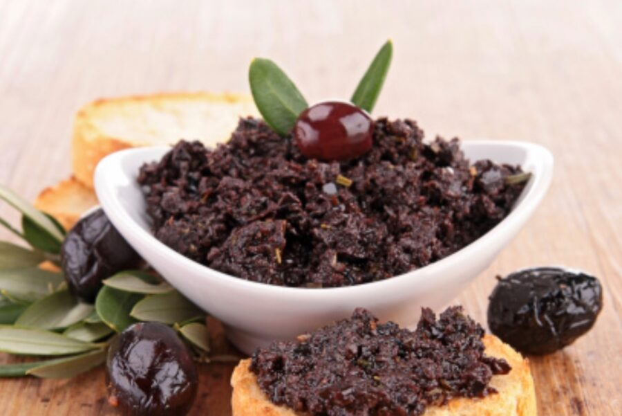 Photo of Delicious Black Olive Tapenade