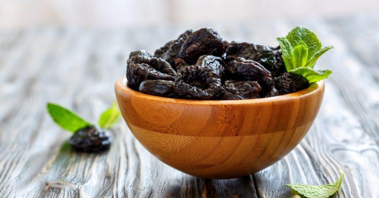 prunes health benefits