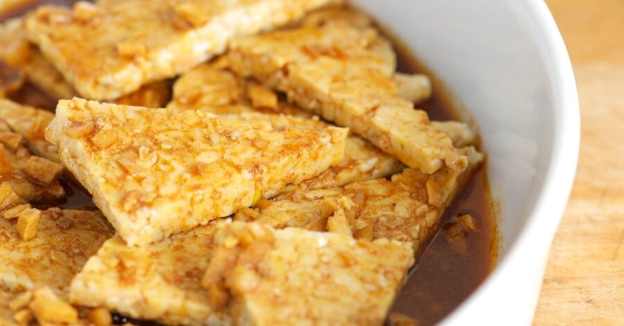 Photo of Learn How to Marinate Tempeh with This Recipe