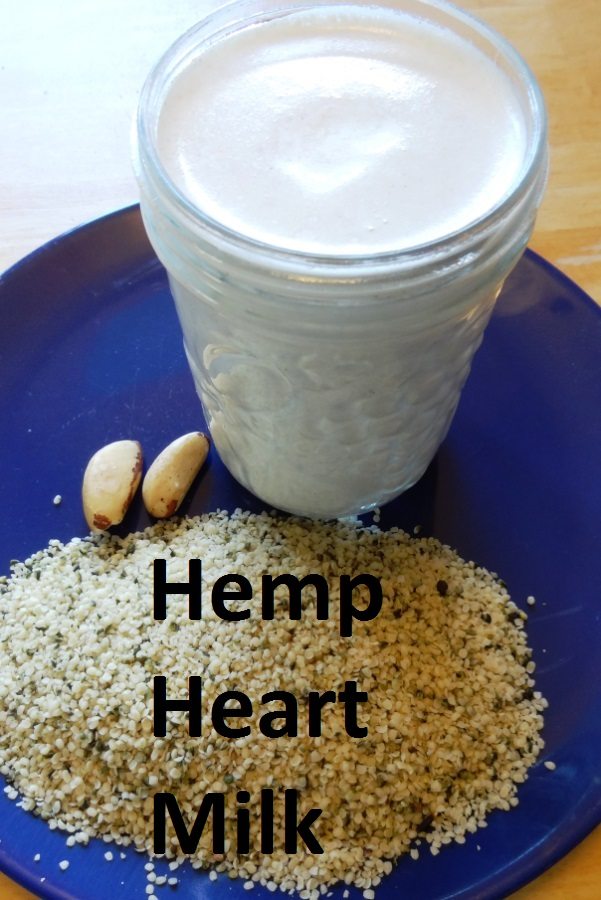 Hemp Heart Milk