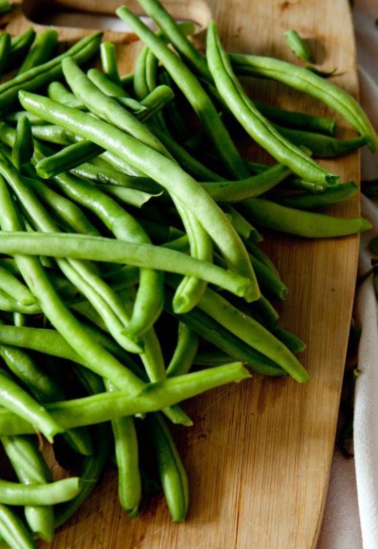 crunch vegetables