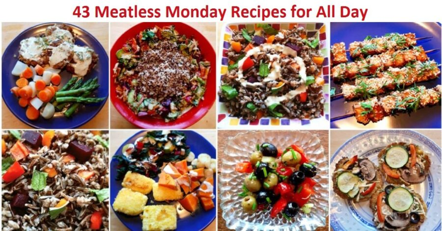 Photo of 43 Meatless Monday Recipes That Are Vegan And Delicious