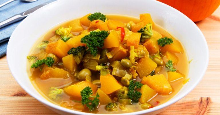 pimpkin stew