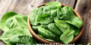 Spinach Superfood