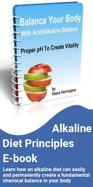 health book alkaline diet