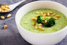 Photo of Creamy Broccoli Soup is Easy to Make and Yummy