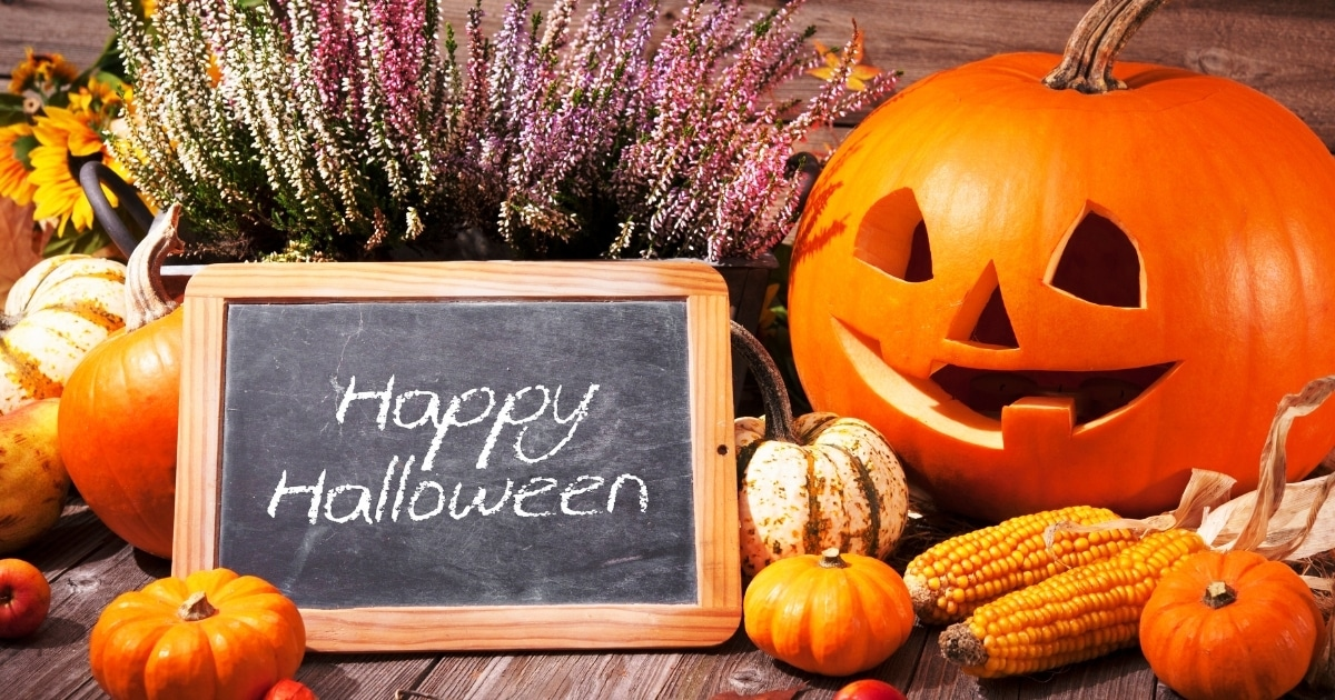 How to Give Healthy Halloween Treats