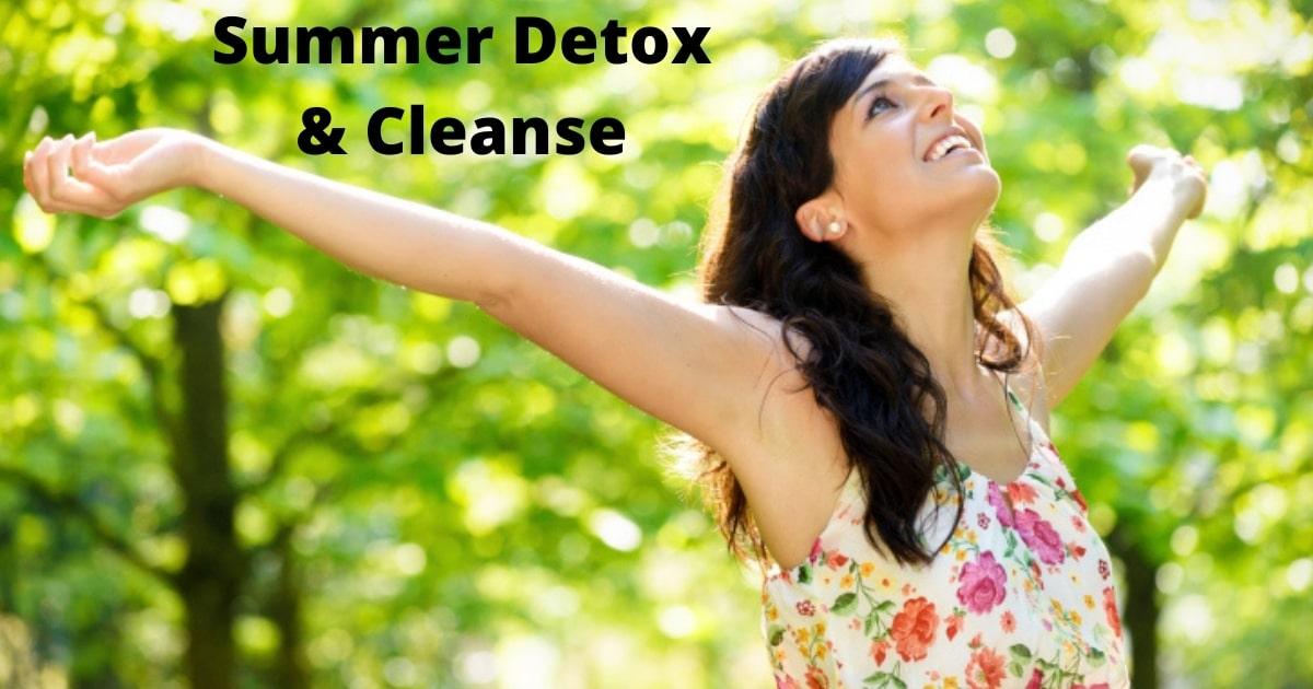 Summer special detox